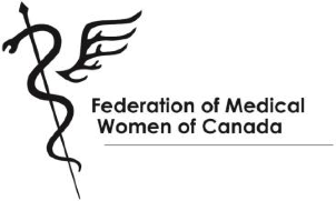 Federation of Medical Women of Canada logo
